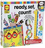 ALEX Toys Little Hands Ready Set Count