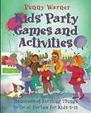 Kids Party Games & Activities