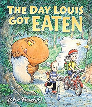 book cover of The Day Louis Got Eaten