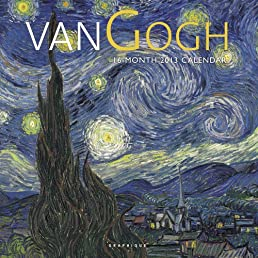 Van Gogh 2013 Calendar (Multilingual Edition)