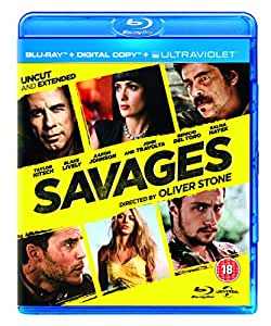 Savages - Extended Edition (Blu-ray + Digital Copy + UV Copy)