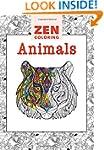 Zen Coloring - Animals