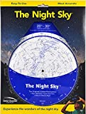 img - for The Night Sky 20 -30 N (Large) Star Finder book / textbook / text book