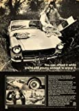 1971 Ad MG Austin Midget Sports Car Race Win Engine - Original Print Ad