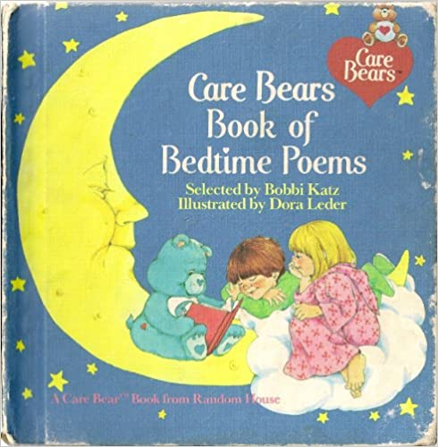Bedtime Poems Book of Bedtime Poems