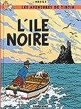 img - for L'Ile Noire (Aventures de Tintin) MINI ALBUM (French Edition) MINI ALBUM book / textbook / text book