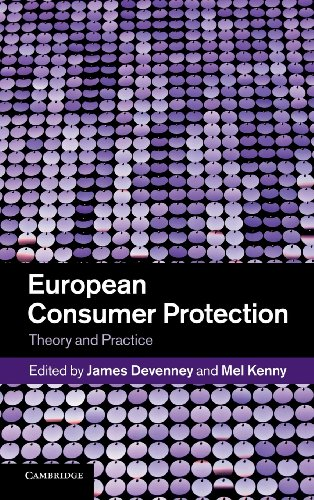 European Consumer Protection: Theory And Practice