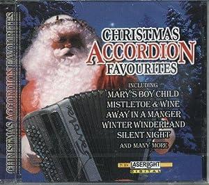 Christmas Accordion Favourites