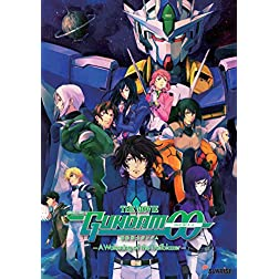 Mobile Suit Gundam 00: A Wakening of the Trailblazer DVD
