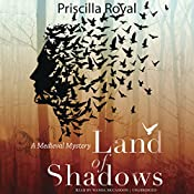 Land of Shadows: The Medieval Mysteries, Book 12 | Priscilla Royal