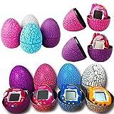 Digital-Virtual-Reality-Pet, Tamagotchi Electronic Pets Toys Dinosaur Egg for Kids (1x pcs Random Color) (Color: Multi)