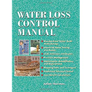 Water Loss Control Manual Livre en Ligne - Telecharger Ebook
