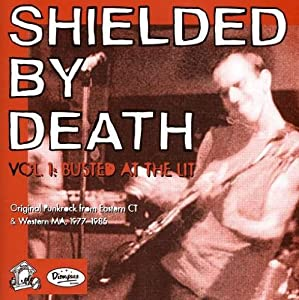Busted at the Lit Club: Shielded By Death 1