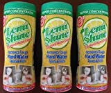 Lemi Shine, Dishwater Detergent Additive, Super Concentrated, 12 oz (3 Pack) with Free Usage Guide