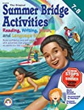 img - for Summer Bridge Activities: 7th to 8th Grades book / textbook / text book