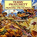 Moving Pictures: Discworld #10 Audiobook by Terry Pratchett Narrated by Nigel Planer