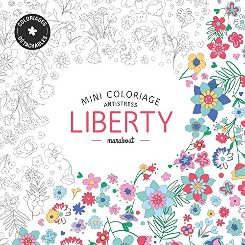 Gratuits ebooks francais mini coloriage antistress liberty livre france - Mini coloriage ...