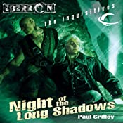 Night of the Long Shadows: Eberron: The Inquisitives, Book 2 | [Paul Crilley]