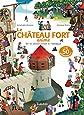 Château fort animé
