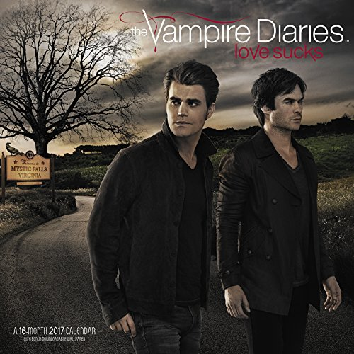 The Vampire Diaries Wall Calendar (2017)