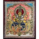 Redbag Goddess Gaja Laxmi