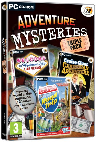 Adventure Mysteries Triple Pack  (PC)