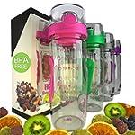 Bevgo Fruit Infuser Water Bottle - La...