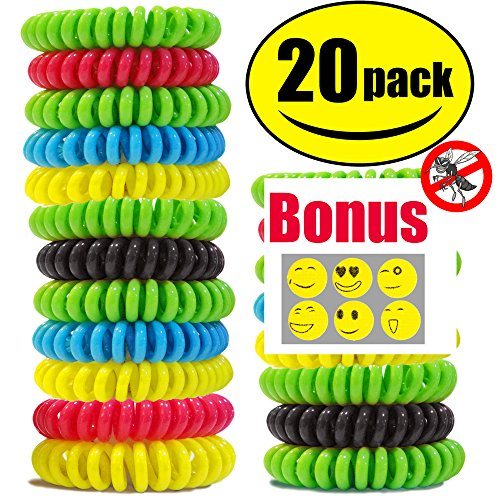 sturme-20-pack-natural-mosquito-repellent-bracelets-waterproof-bug-insect-protection-up-to-300-hours