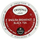 Twinings English Breakfast Tea, K-Cup Portion Count for Keurig K-Cup Brewers, 24-Count