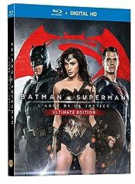 Batman V Superman : L'aube De La Justice - Ultimate Edition - Blu-Ray + Copie Di