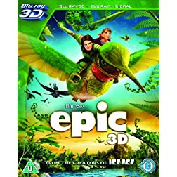 Epic 3d [Blu-ray]