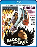 Blood And Lace [Blu-ray/DVD Combo]