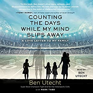 Counting the Days While My Mind Slips Away Audiobook