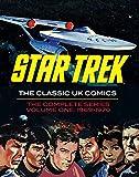 img - for Star Trek: The Classic UK Comics Volume 1 book / textbook / text book