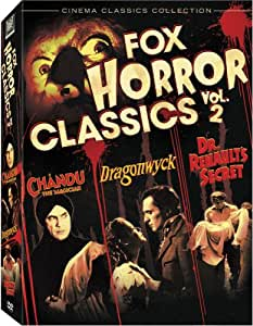 Fox Horror Classics Collection 2 [Import USA Zone 1]
