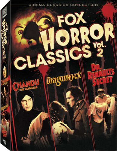 Supernal Dreams: Vincent Price on DRAGONWYCK - now on DVD