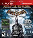 Batman Arkham Asylum Game of the Year Greatest Hits