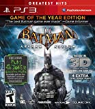 61GpyJ47WYL. SL160  Batman Arkham Asylum Game of the Year Greatest Hits