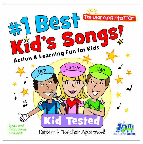 #1 Best Kid's Songs