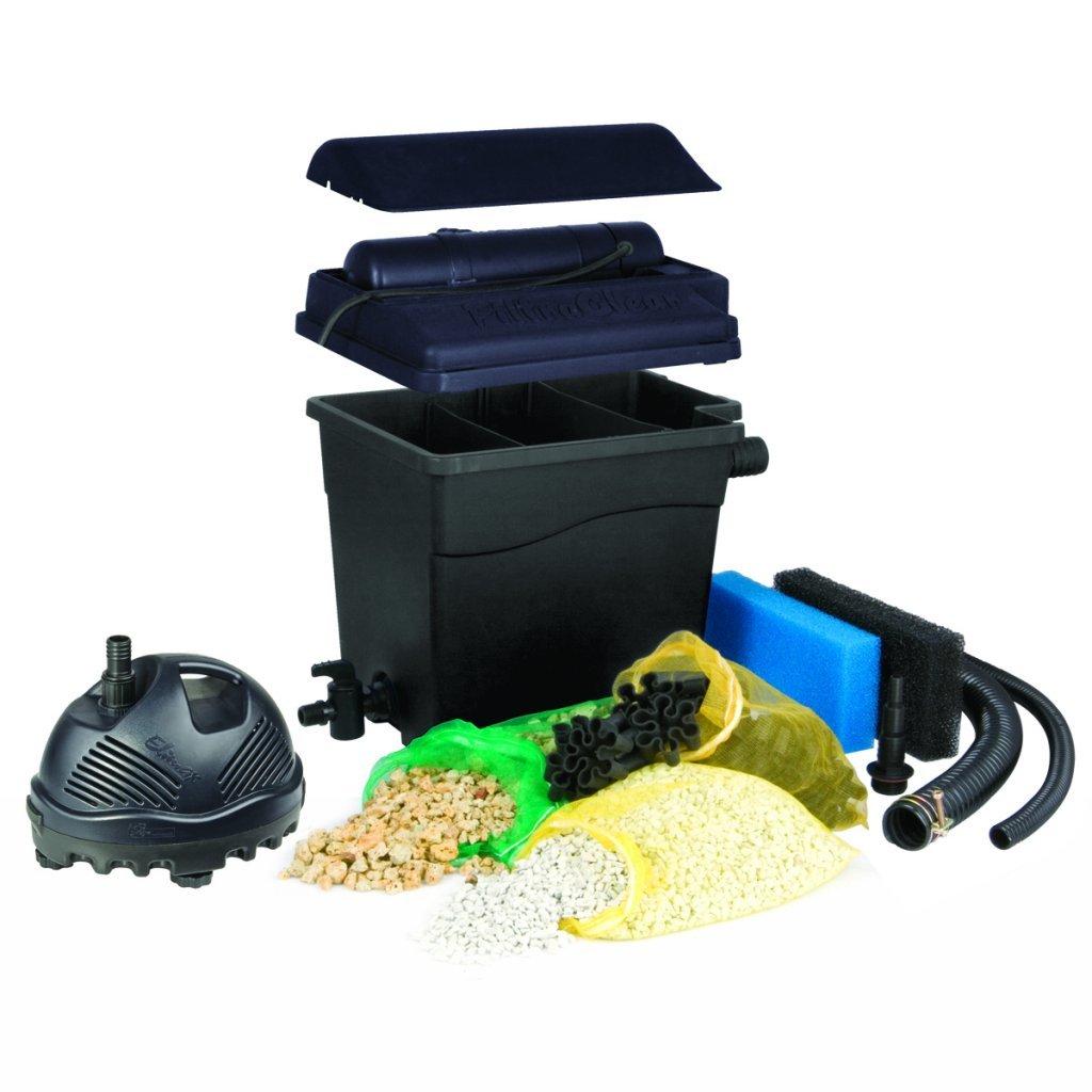 Ubbink Teichfilter / Durchlauffilter FiltraClear 8000 Plus-Set