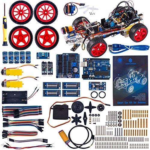 sunfounder-smart-car-kit-for-arduino-with-uno-r3-obstacle-avoiding-line-tracing-and-light-seeking