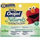 Orajel Baby Naturals Teething Gel, 0.33 Ounce