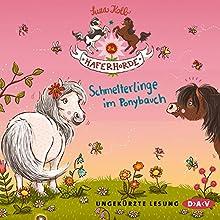 Schmetterlinge im Ponybauch (Die Haferhorde 4) (       ungekürzt) von Suza Kolb Gesprochen von: Bürger Lars Dietrich