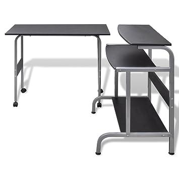 Computertisch Schreibtisch Computerwagen Pc Tisch Einstellbare