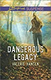 img - for Dangerous Legacy (Love Inspired Suspense) book / textbook / text book