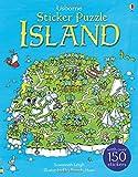 Sticker Puzzle Island (Sticker Puzzles)