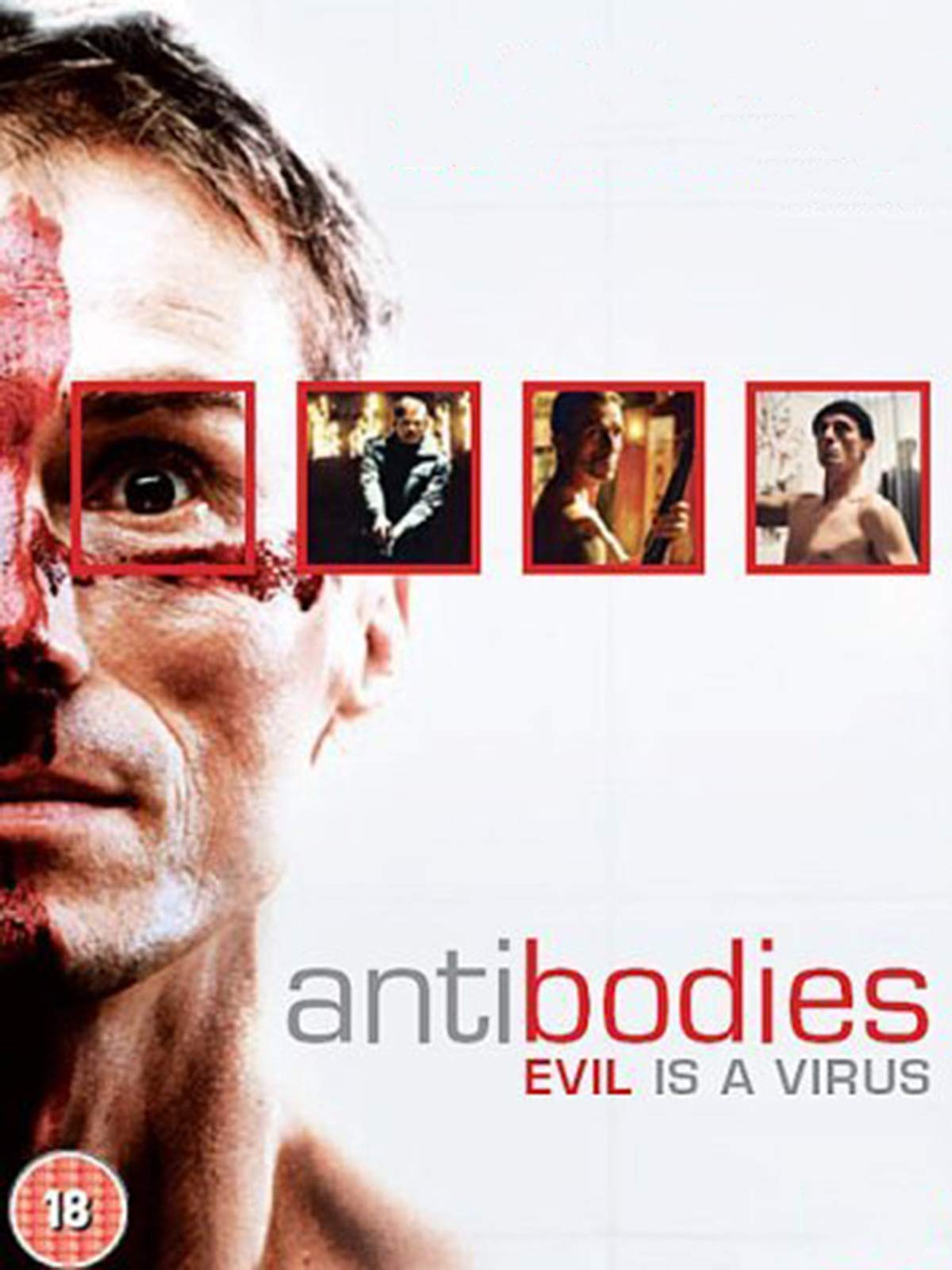 Antibodies on Amazon Prime Video UK