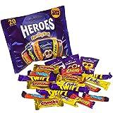 Cadbury Heroes Family Bag Treatsize 278g