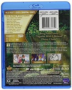 Robin Hood: 40th Anniversary Edition (Blu-ray + DVD + Digital Copy) by Walt Disney Studios Home Entertainment