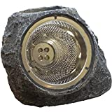 ASC Garden Small Solar Rock Light with 4 LEDs - 6/Pack